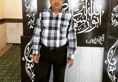 صحبتهاي علي زارعي در خصوص بهداشت در مسجد جامع سهموجنوبي