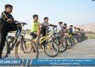 مسابقات دوچرخه سوارى و دو وميدانى کانون علی بن ابی طالب (رض) روستای سهموجنوبی برگزارشد