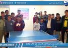مسابقات  تنيس روى ميز کانون علی بن ابی طالب (رض) روستای سهموجنوبی برگزارشد