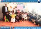 """نقاشی با موضوع """"پرچم ایران"""" ویژه کودکان مهدقران سهموجنوبى"""