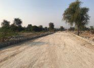 اجرای عملیات جدول گذارى خیابان هاى جديد الاحداث روستاى سهموجنوبى