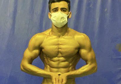 درخشش دو ورزشكار سهموجنوبی در مسابقات پرورش اندام قهرمانی باشگاه های استان بوشهر