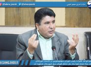 عبدالواحد عليزاده رئيس شوراى سهموجنوبى در نشست شوراهاى بخش چاه مبارك خواستار حل مشكل قبوض برق شهرستان عسلويه شد