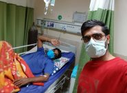 افزايش بسترى بيماران كرونايى روستاى سهموجنوبى در بيمارستان ها